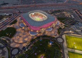 الريان.. أمير قطر يفتتح رابع استادات مونديال 2022 (فيديو)