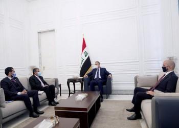 الكاظمي يدعو رئيس وزراء الكويت لزيارة بغداد