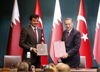 قطر وتركيا.. قطار من العلاقات الوثيقة يتجاوز تحديات 2020