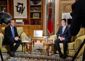 وزير خارجية المغرب: مباحثات التطبيع بدأت في 2018 بأوامر الملك
