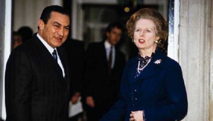 وثيقة بريطانية تصف مبارك بالفرعون وتكشف عن تعاون لمراقبة المعارضة