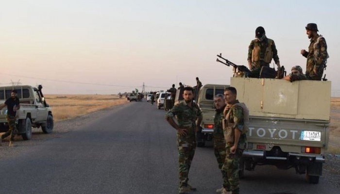عبوة ناسفة تستهدف رتل إمدادات للتحالف الدولي في بغداد