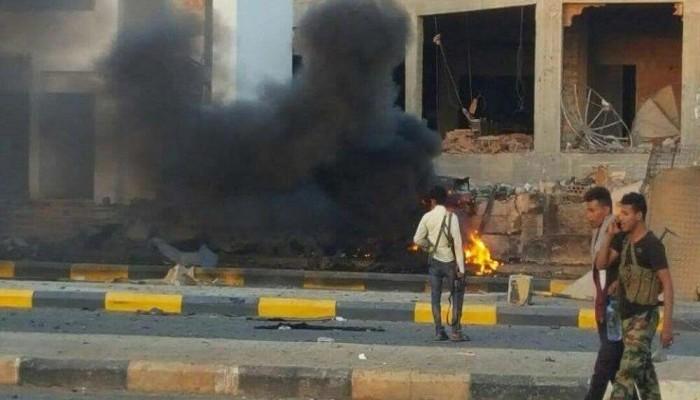 انفجار ضخم يهز عدن اليمنية بعد أسبوع من أحداث المطار