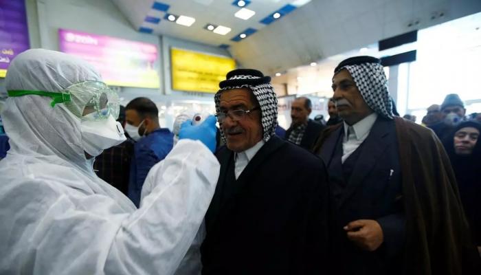 العراق يدرس إغلاق الحدود لمنع تسلل طفرة كورونا الجديدة