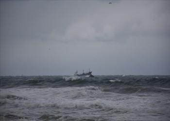 تركيا تعلن مصرع اثنين وإنقاذ 5 من طاقم سفينة روسية غارقة