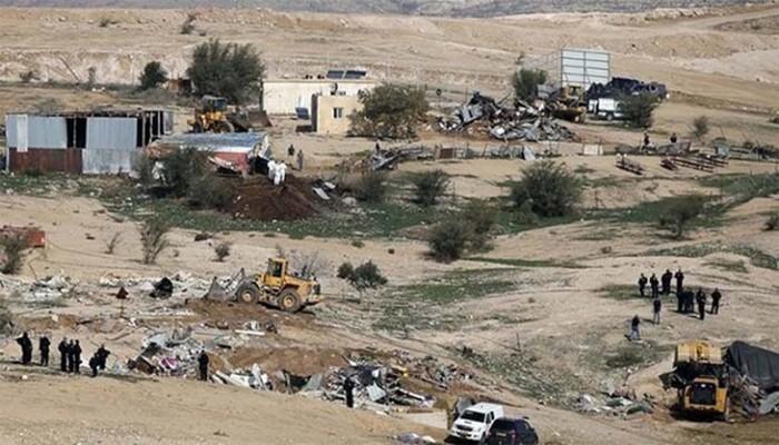 للمرة الـ182.. الاحتلال الإسرائيلي يهدم قرية العراقيب الفلسطينية