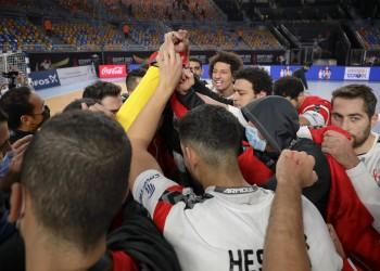 مصر تهزم روسيا وتنعش آمالها ببلوغ ربع نهائي مونديال اليد