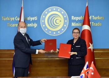 بعد بريكست.. بريطانيا وتركيا تؤسسان تحالفا اقتصاديا قويا