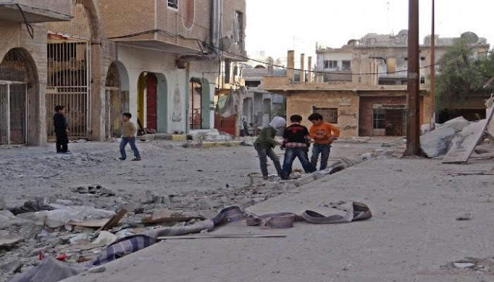 مهلة حتى الخميس.. النظام السوري يهدد بشن عملية عسكرية على درعا