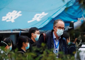 في ووهان.. خبراء منظمة الصحة يزورون أول مستشفى استقبل حالات كورونا