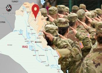 واشنطن تدرس نقل جنودها بالعراق إلى كردستان وتوسيع قواعدها بالإقليم