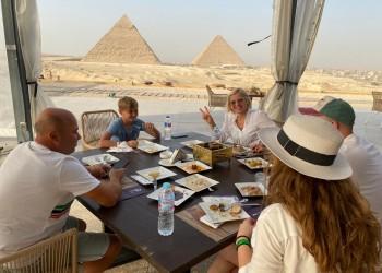 آثار كورونا الثقيلة.. مصر تفقد 80% من إيرادات السياحة