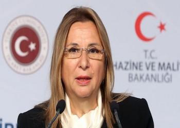 وزيرة تركية: نهدف دعم صادراتنا بـ50 مليار دولار