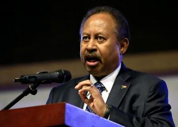 حمدوك: سد النهضة يهدد أمن 20 مليون سوداني