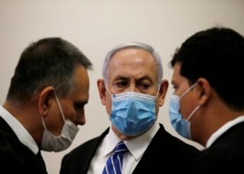 لمواجهته بتهم الفساد المتورط فيها.. نتنياهو يصل إلى المحكمة