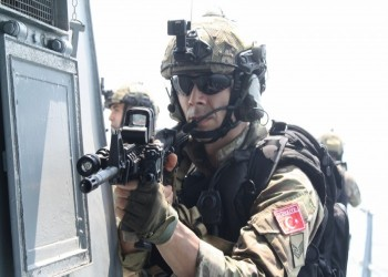 تركيا تطلق عملية مخلب النسر 2 شمالي العراق