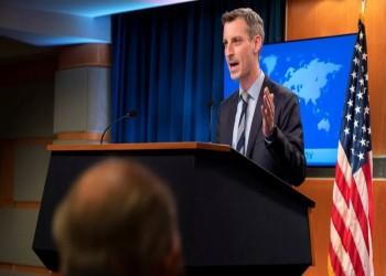 الخارجية الأمريكية: سنواصل دعم مصر والسعودية لكن لن نتغاضى عن القيم