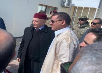 الدبيبة يزور شرق ليبيا ويبحث مع صالح تشكيل الحكومة