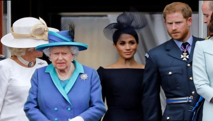 بعد رده على الملكة.. هاري يهدد قصر باكنجهام بتصدع تاريخي