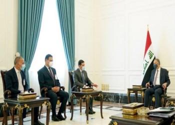 الكاظمي: نرحب بالشركات المصرية في العراق