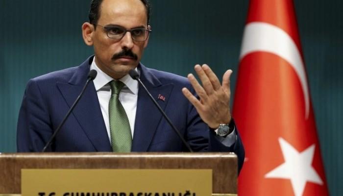 تركيا تدين محاولة الانقلاب في أرمينيا