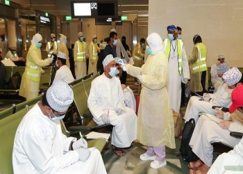 عمان تصف وضع كورونا في السلطنة بالمقلق