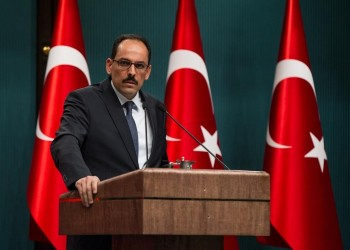تركيا ترفض التخلي عن إس-400 مقابل وقف الدعم الأمريكي للأكراد
