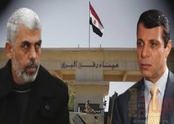 تحالف حماس – دحلان يثير التساؤلات!