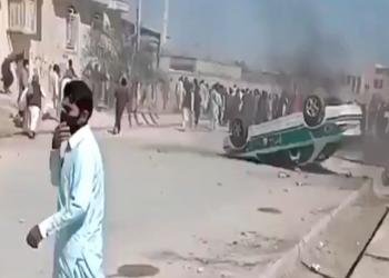 23 قتيلا بنيران الحرس الثوري في احتجاجات بلوشستان