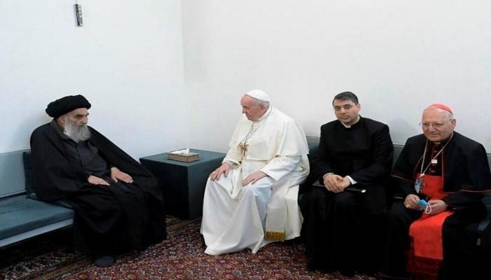 استغلال سياسي.. لماذا لم يلتق بابا الفاتيكان سُنة العراق؟