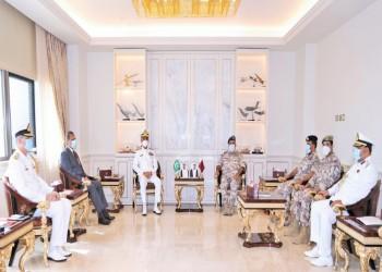 مباحثات ثنائية بين قطر وباكستان لتعزيز التعاون العسكري