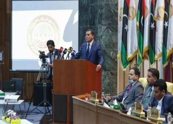 برلمان ليبيا يمنح الثقة لحكومة عبدالحميد الدبيبة
