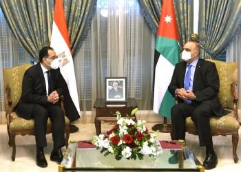 مصر والأردن يوقعان اتفاقيات تعاون بمجالات الكهرباء والمياه والاتصالات