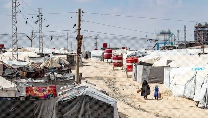 سوريا: مخيم الهول وبلاد الرعب!