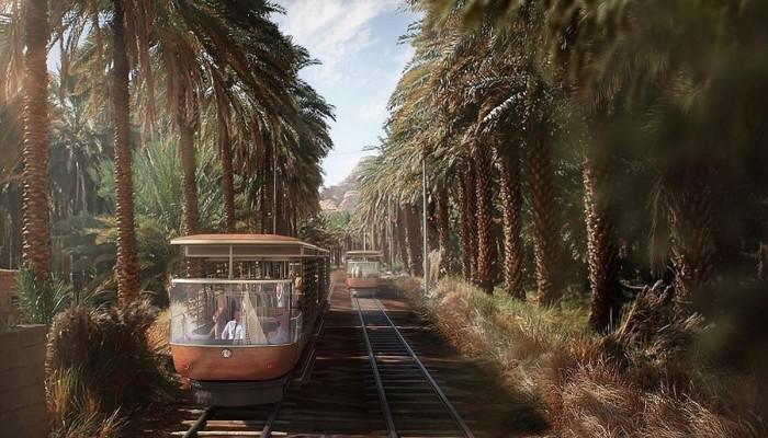 رحلة عبر الزمن.. مشروع سياحي جديد بالسعودية