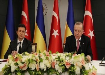 أردوغان: الصناعات الدفاعية تشكل بعدا مهما في علاقتنا بأوكرانيا