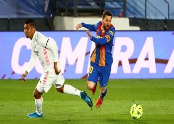 بثنائية في شباك برشلونة.. ريال مدريد يصعد لصدارة الليجا