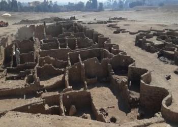 السبت...مصر تعرض اكتشافها الجديد لأكبر مدينة فرعونية على الإطلاق