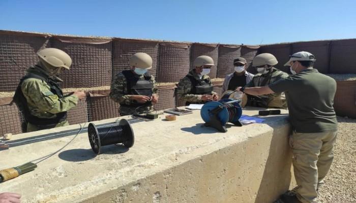 تركيا تدرب البحرية الليبية على فنون دفاعية جديدة (صور)