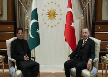 أردوغان وعمران خان يبحثان هاتفيا العلاقات الثنائية والقضايا الإقليمية