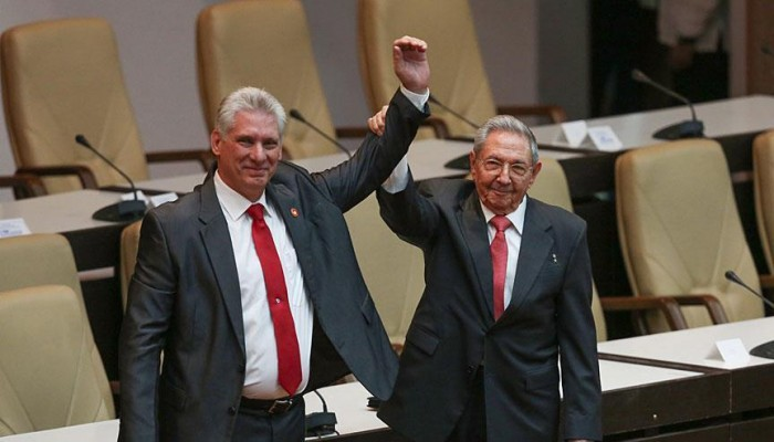كوبا.. انتخاب دياز كانيل أمينا عاما للحزب الشيوعي خلفا لكاسترو