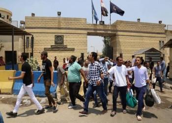 العفو الرئاسي في مصر حلال للجنائيين حرام على السياسيين