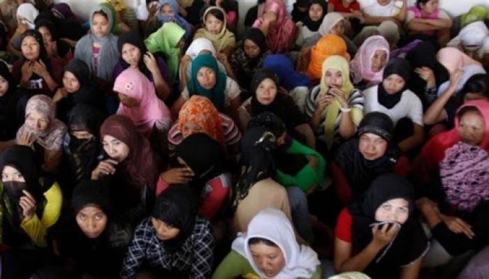 العفو الدولية تتهم السعودية باحتجاز عشرات العاملات السريلانكيات دون جرم