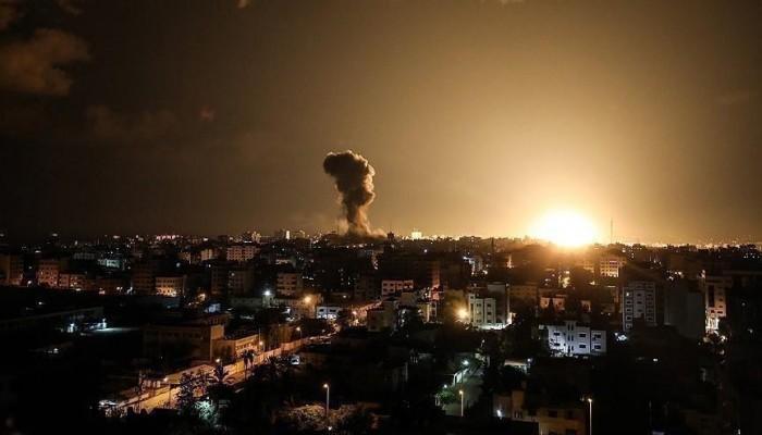 دون إصابات.. إسرائيل تقصف مواقع تابعة للمقاومة في غزة