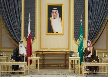 بن سلمان وأمير قطر يبحثان العلاقات الثنائية وقضايا المنطقة