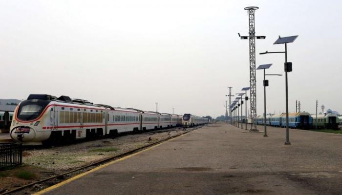 روحاني: مشروع سكة الحديد مع العراق سيربط إيران بالمتوسط