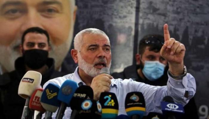 هنية: مجزرة مخيم الشاطئ دليل فشل وعجز إسرائيل