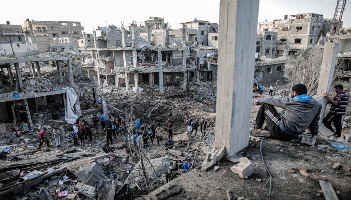 بسبب قصف الاحتلال.. انخفاض إمدادات الكهرباء والمياه لغزة