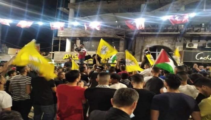 فلسطينيو الضفة يدشنون الإضراب العام بمسيرات تهتف لغزة