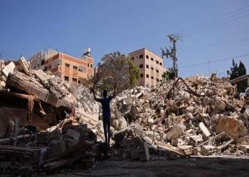 زعماء فرنسا ومصر والأردن يتفقون على تدشين مبادرة إنسانية في غزة